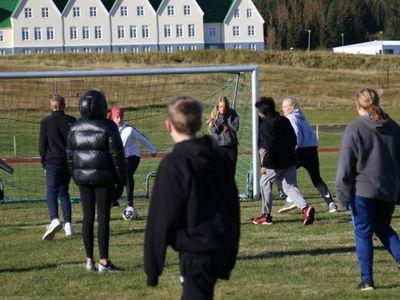 Sumarbúðir KVAN á Laugarvatni. 10-12 ára stúlkur, 14.-18. júní