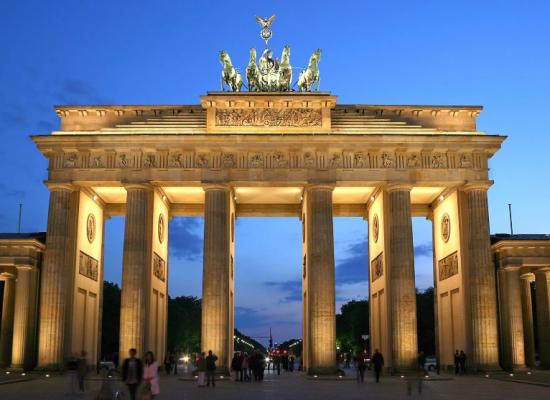 Endurmenntun í Berlín