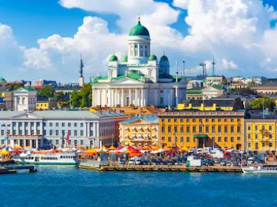 Endurmenntun í Helsinki