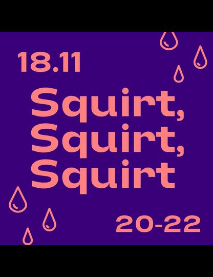 Squirt Námskeið