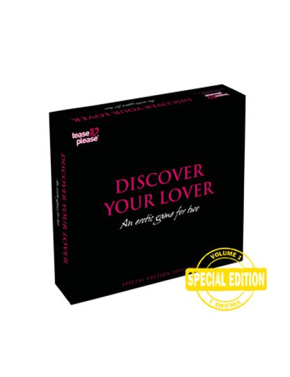 Discover Your Lover Spil