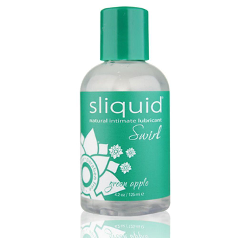 Sliquid Bragðsleipiefni Green Apple