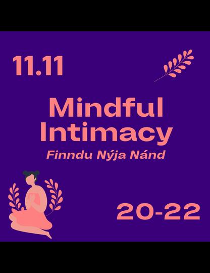 Mindful Intimacy - Finndu Nýja Nánd