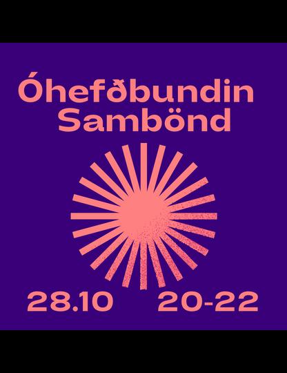Óhefðbundin sambönd Námskeið