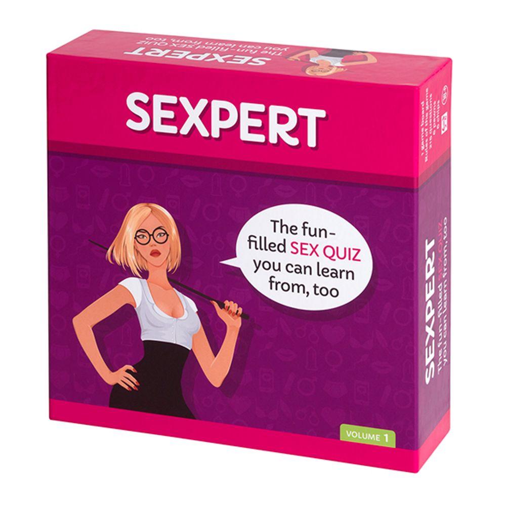 Sexpert spil