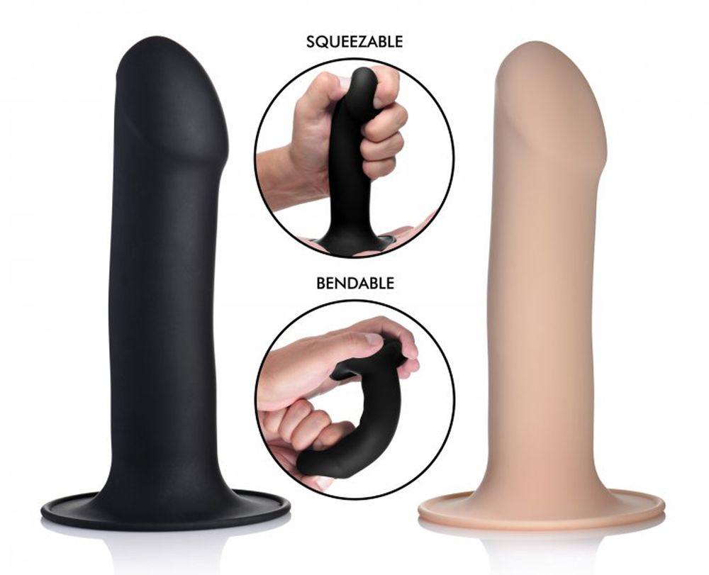 Squeeze-it Phallic Dildó