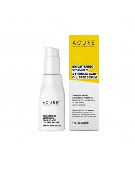 Acure Brightening olíulaust serum 50ml