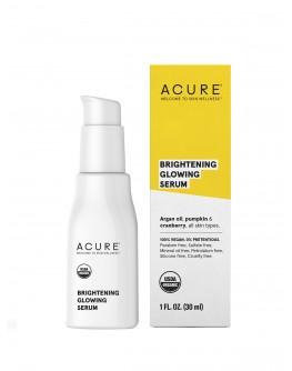 Acure Brightening Glowing serum 30ml