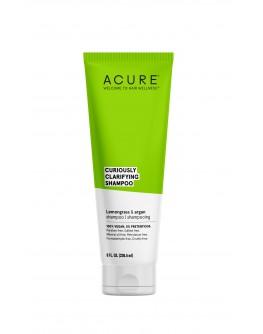 Acure CC shampoo Lemongrass og Argan