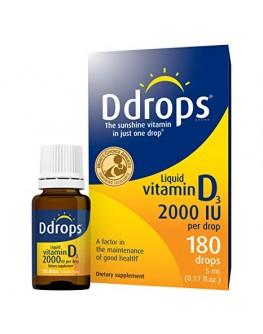 DDrops 2000iu hver dropi