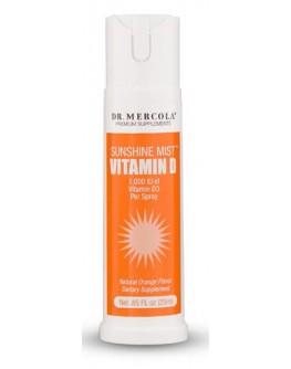 Mercola Vítamín D-3 sprey 25 ml