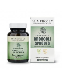 Mercola gerjaðar brokkolíspírur