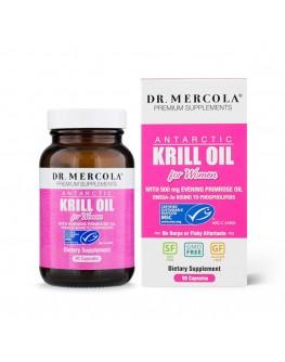 Mercola Krill fyrir Konur
