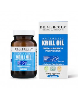 Mercola Krill olía 60 hylki