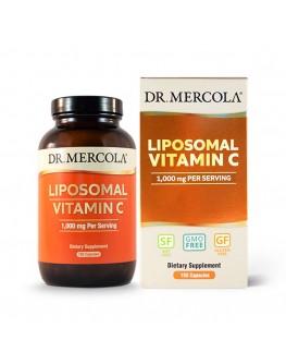 Mercola Liposomal C Vítamín 180 hylki