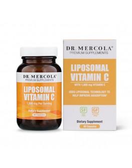 Mercola Liposomal C Vítamín 60 hylki