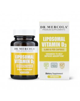 Mercola Liposomal vitamin D 5000iu