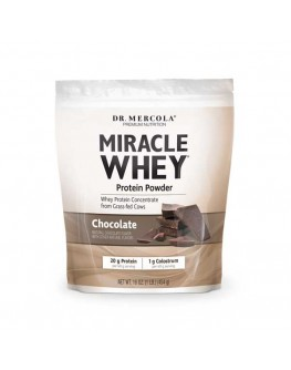 Mercola Miracle mysuprótein súkkulaði