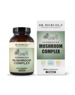 Mercola gerjað Mushroom Complex 90 hylki