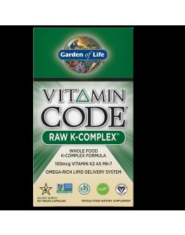 GL vitamin code hrátt K vítamín