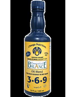 ON Organic 3-6-9 oil 355ml