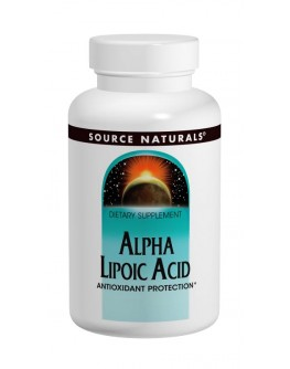SN Alpha Lipoic Acid 100mg 30 hylki