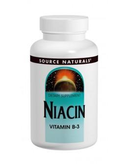 SN B-3 Niacin 100 töflur