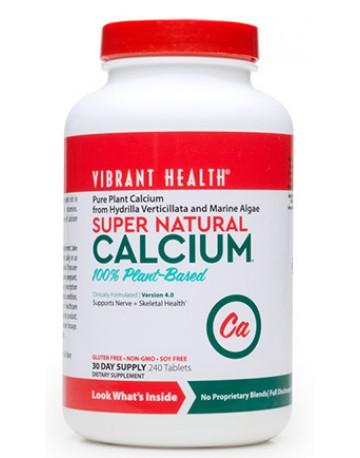 800374 Super natural calcium