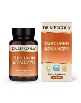 Mercola Curcumin Advanced 30 hylki