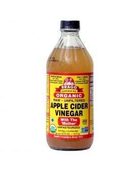BRAGG lífrænt epla edik 473ml