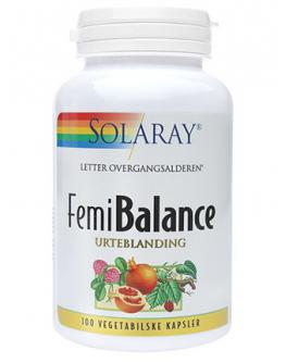 Solaray Femibalance 100stk