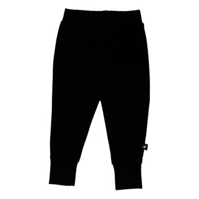 Baby Slim Pants - Black