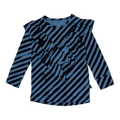 Baby Long Tee - Stripes