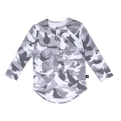 Baby Tunic - Camouflage