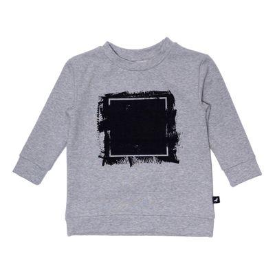 Baby OV Sweater - Melange