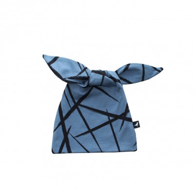 Beanie - Blue XY