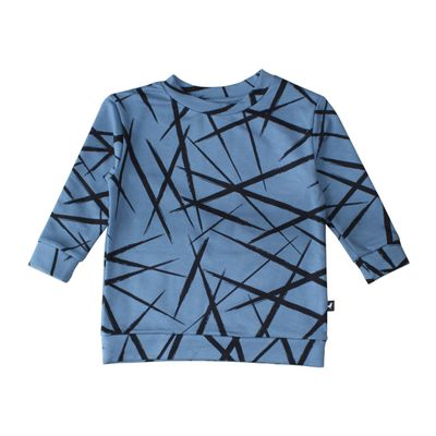 OV Sweater - Blue XY