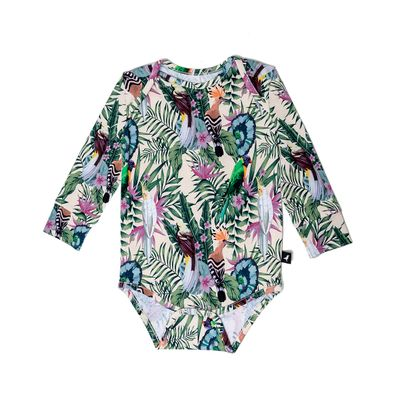 Body Suit - Tropical