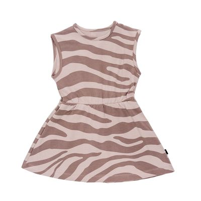 Dress - Blush Animal