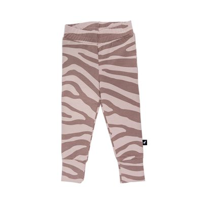 Baby Leggings - Blush Animal