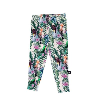 Baby Leggings - Tropical