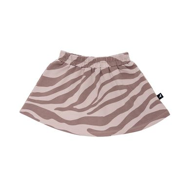 Skirt - Blush Animal