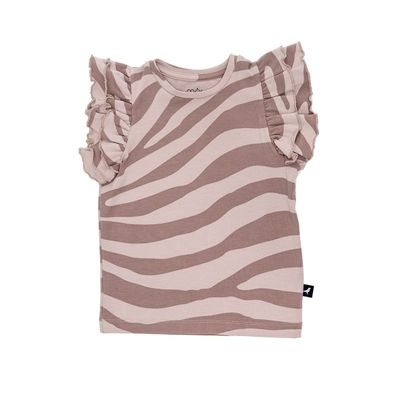 T Shirt - Blush Animal
