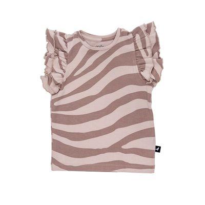 Baby T Shirt - Blush Animal