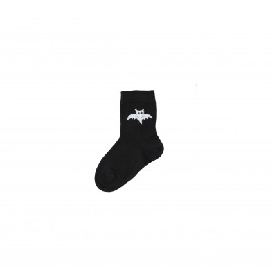 Socks - Black Bat
