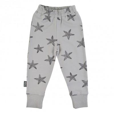 Baby Slim Pants - Grey Starfish
