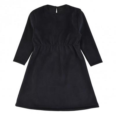 Dress - Black Velvet