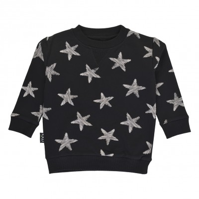 OV Sweater - Black Starfish