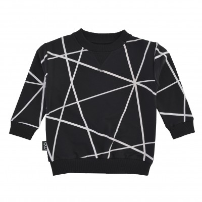 OV Sweater - Black Lines