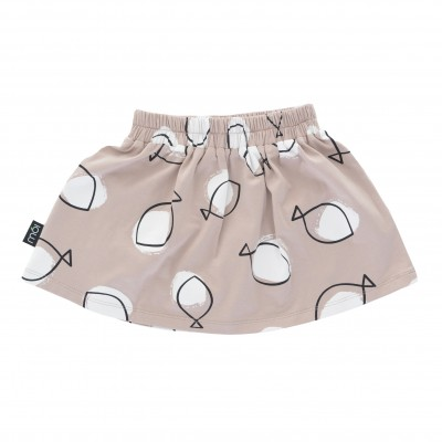 Skirt - Pink Fish